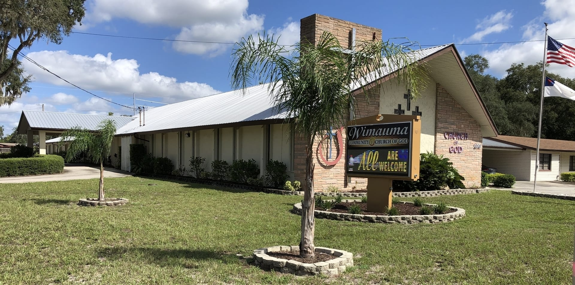 Church - Wimauma Community Church of God